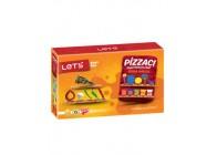 Set pizzerie plastelina Lets